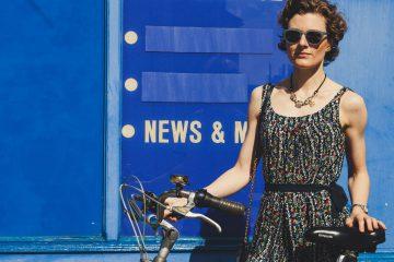 elektrische fiets dames