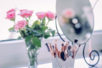 makeup tafel